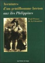 Aventures d'un gentilhomme breton aux îles Philippines - Couverture - Format classique
