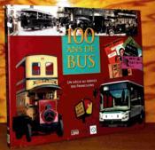 100 ans de bus - Couverture - Format classique