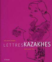 Lettres Kazakhes - Intérieur - Format classique