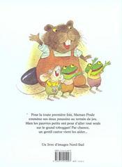 Allez - Y Les Poussins - 4ème de couverture - Format classique