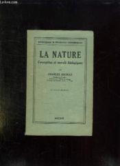 La Nature . Conception Et Morale Biologiques. - Couverture - Format classique