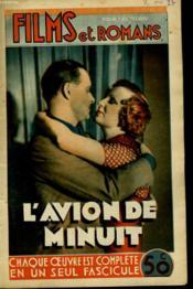 Films Et Romans - L'Avion De Minuit - 2eme Annee - N°27 - Couverture - Format classique