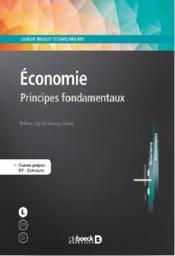Vente  Économie ; principes fondamentaux  - David Mourey - Laurent Braquet