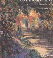 Monet A Giverny - Couverture - Format classique
