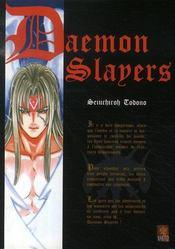 Daemon Slayers - Intérieur - Format classique