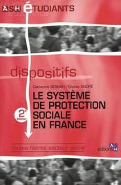 Systeme De Protection Sociale 2eme Edition - Intérieur - Format classique