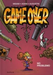 Game over t.2 ; no problemo - Couverture - Format classique