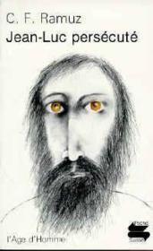 Jean-Luc Persecute - Couverture - Format classique