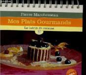 Mes Plats Gourmands - Couverture - Format classique