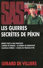 SAS ; les guerres secrètes de pékin - Intérieur - Format classique