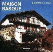 Maison Basque - Couverture - Format classique