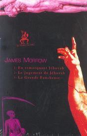 La trilogie de Jéhovah ; en remorquant Jéhovah, le jugement de Jéhovah, la grande faucheuse - Intérieur - Format classique