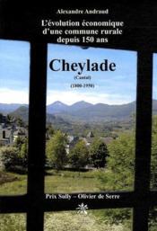 Cheylade, 1800-1950 - Couverture - Format classique