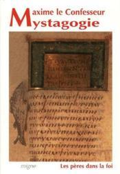 Mystagogie - Couverture - Format classique