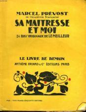 Sa Maitresse Et Moi. 34 Bois Originaux De Le Meilleur. Le Livre De Demain N° 61. - Couverture - Format classique