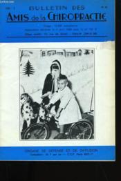 Bulletin Des Amis De La Chiropractie N° 46. - Couverture - Format classique