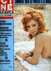 Cine Revue - Tele-Programmes - 56e Annee - N° 53 - Le Gang - Couverture - Format classique