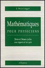 Mathematiques Pour Physiciens - Intérieur - Format classique