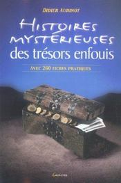 Histoires Mysterieuses Des Tresors Enfouis - Intérieur - Format classique