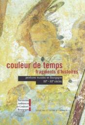 Couleur De Temps, Fragments D'Histoire - Couverture - Format classique