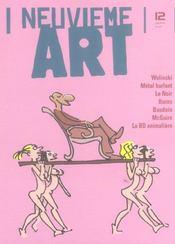 Revue 9e art t.12 ; janvier 2006 - Intérieur - Format classique