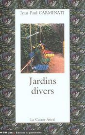 Jardins divers - Intérieur - Format classique