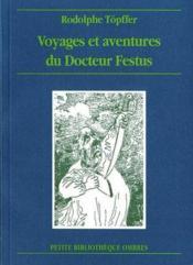 Les voyages du docteur Festus - Couverture - Format classique