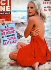 Cine Revue - Tele-Programmes - 47e Annee - N° 51 - La Planete Des Singes - Couverture - Format classique