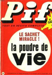 Pif Et Son Gadget N°60 - Couverture - Format classique
