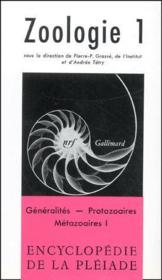 Zoologie t.1  - Collectif Gallimard