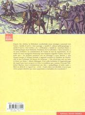 L'explorateur et l'indigène ; regards croisés - 4ème de couverture - Format classique