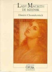 Lady macbeth de mzensk - Couverture - Format classique
