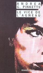 Le Vice De L'Agneau - Couverture - Format classique