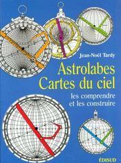 Astrolabes cartes du ciel - Intérieur - Format classique