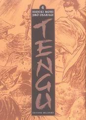 Tengu t.4 - Intérieur - Format classique