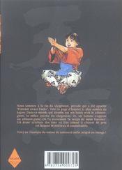 Tengu t.4 - 4ème de couverture - Format classique