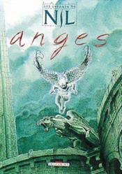 Les Enfants Du Nil T.3 ; Anges - Couverture - Format classique