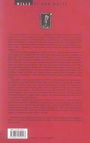 Noires fureurs ; blancs menteurs - 4ème de couverture - Format classique
