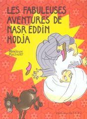Les Fabuleuses Aventures De Nasr Eddin Hodja - Intérieur - Format classique
