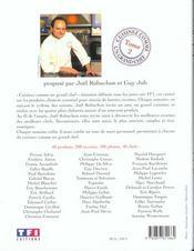 Cuisinez Comme Un Grand Chef T.2 - 4ème de couverture - Format classique