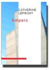 Amparo - Couverture - Format classique