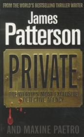 Vente livre :  Private  - James Patterson - Maxine Paetro