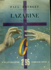 Lazarine. Collection : Select Collection N° 175 - Couverture - Format classique
