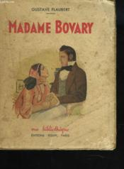 Madame Bovary - Couverture - Format classique