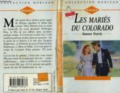 Les Maries Du Colorado - Temporary Arrangement - Couverture - Format classique