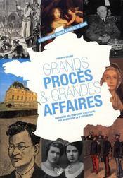 Grands procès et grandes affaires - Intérieur - Format classique