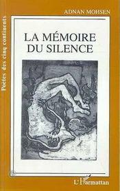 La Memoire Du Silence - Intérieur - Format classique