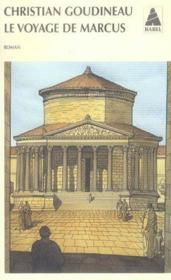 Le Voyage De Marcus Babel 695 - Couverture - Format classique