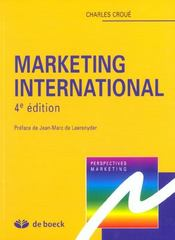 Marketing International - Intérieur - Format classique