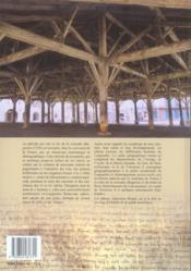 Les bastides du languedoc - 4ème de couverture - Format classique